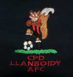 Llanboidy Badge